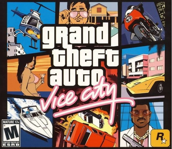 Jogo Gta - Vice City