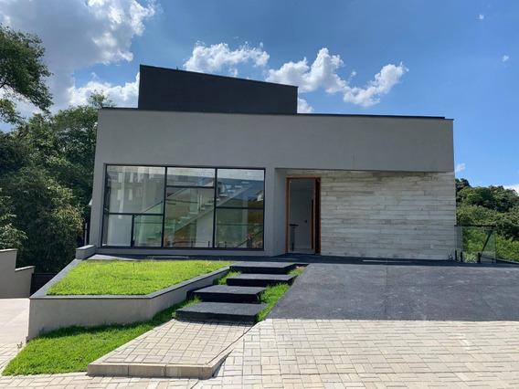 Casa Moderna No Condomínio Aruã Brisas / Próximo De Arujá