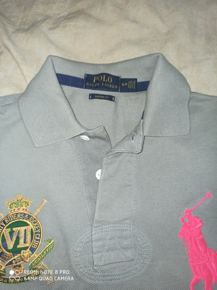 Playera Polo Ralph Lauren Imperial