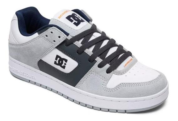 Zapatillas Manteca (grw) Dc Shoes