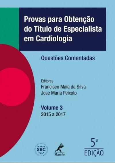 Provas Para Obtencao Do Titulo De Especialista Em Cardiologi