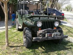 Jeep Otros Modelos Willys Cj