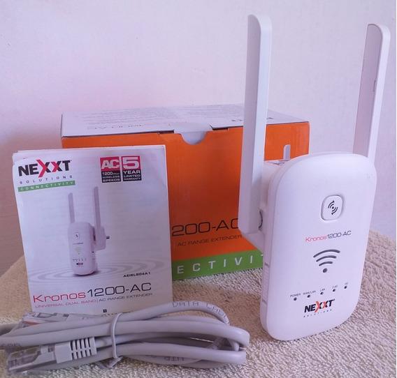 Wifi Extender Kronos 1200 Ac.