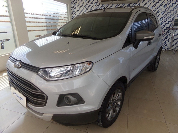 Ford Ecosport Freestyle 2.0l 4x4 Mt