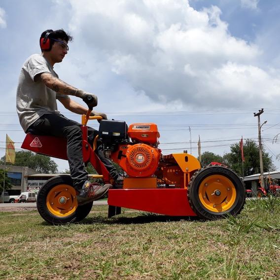 Tractor Corta Césped Y Malezas Roland H001 Std Motor 13hp