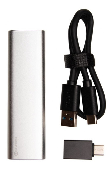 Ssd Portátil 512gb Usb 3.0 430mbs Compacto Super