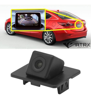 Cámara De Reversa Original Oem Mazda 3 Sedán 2014 2018