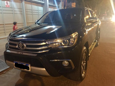 Vendo Permuto Toyota Hilux 2.8 Cd Srx 4x4 At 2016