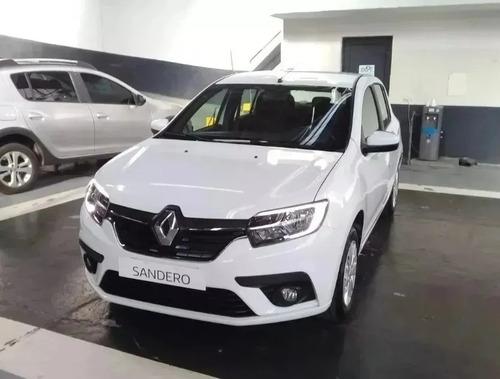 Renault Sandero Oferta Del Mes Entrega Inmediata  Ac
