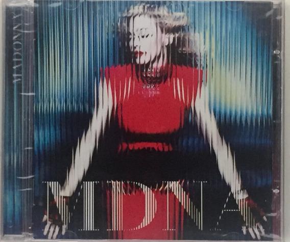 Cd Madonna - Mdna