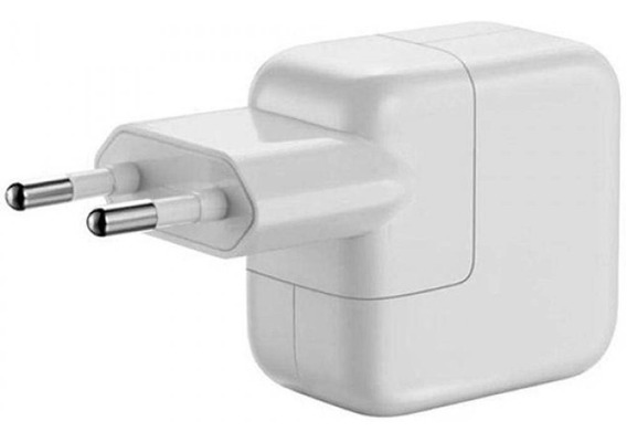 Carregador Usb De 10w Para iPad Da Apple