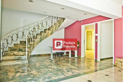 Prédio Para Alugar, 683 M² Por R$ 30.000,00/mês - Pacaembu - São Paulo/sp - Pr0363