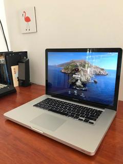 Macbook Pro 15 Mid 2012 Gráficos Nvidia