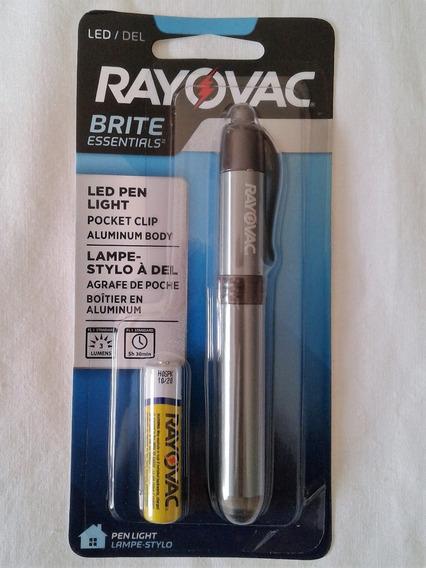 Linterna Led Rayovac De Uso Medico