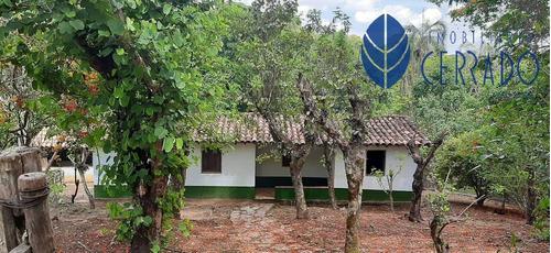 Imagem 1 de 8 de Chácara 3 Alqueires No Município De Pirenópolis - Ch4232326