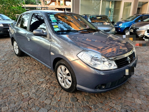 Renault Symbol Connection 1.6 C/gnc 2011 82.000km T/usa Fcio