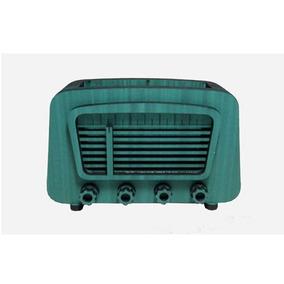 Radio Decorativo Azul