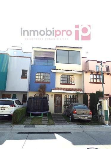 Casa En Venta En Condominio, Fracc. Hacienda San Pablo