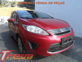 Sucata New Fiesta Se 1.6 16v 2011 / Somente Venda De Peças