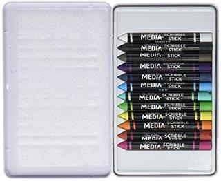Ranger Mda54733 Dina Wakley Media Palos De Garabatos 12pkg
