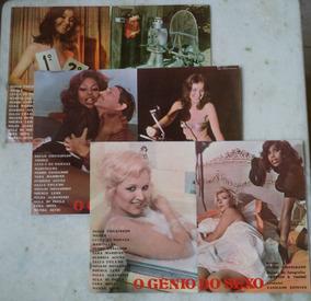 3 Foto Lobby Card O Gênio Do Sexo Leia Descrição