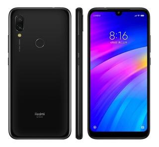 Smartphone Xiaomi Redmi 7 32gb 3gb Ram Global +capa Lacrado