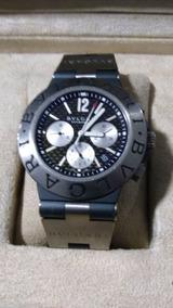 Relógio Bulgari Titanium Com Certificado