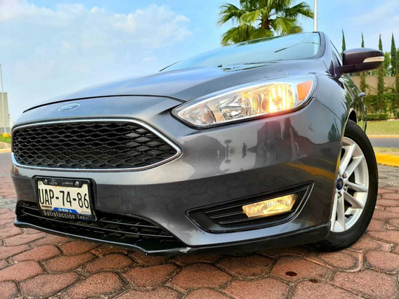 Ford Focus 2.0 Se Hatchback Mt 2016
