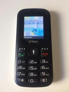 Celular Ipro 3100 Câmera Mp3 Radio Fm