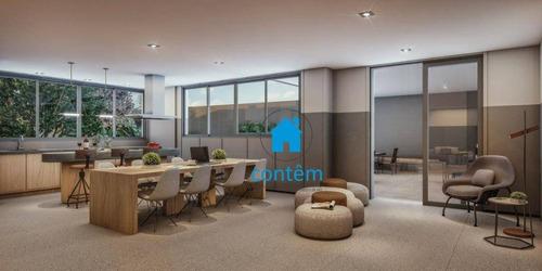 Ad0029 - Condomínio High Line Apartamento Duplex Com 2 Dormitórios À Venda, 108 M² Por R$ 1.904.977 - Jardim Paulista - São Paulo/sp - Ad0029