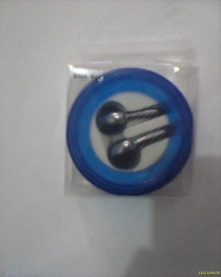 Audifono Marca Blue Eye De 2.5mm Nuevos.