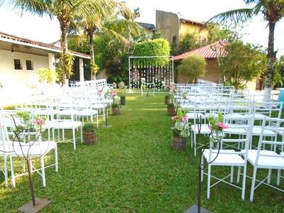Casa Para Festas De Casamento Em Guarujá - Ca00004 - 3145813