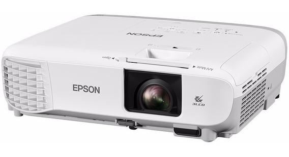 Projetor Epson Powerlite X39 3500 Lúmens Garantia Br 3 Anos