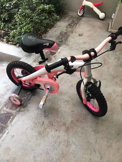 Bicicleta Stark Rise Xr Rodado 12 Usada Como Nueva