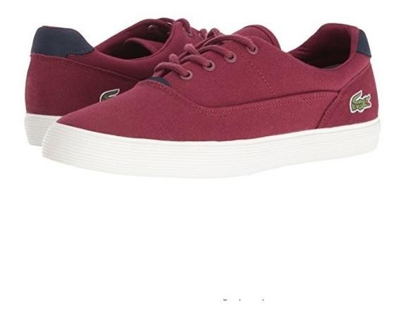 Tenis Lacoste Tipo Sneaker Talla 9 Mx 100% Originales