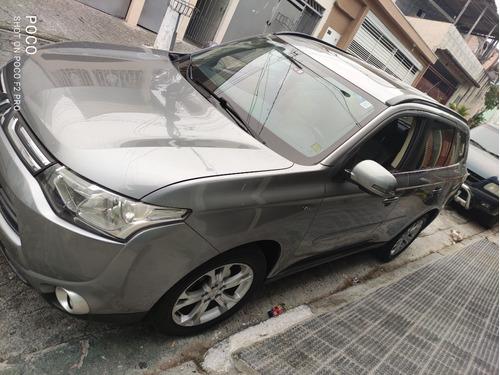 Mitsubishi Outlander Gt 3.0 V6 7 Lugares Teto Solar Aut