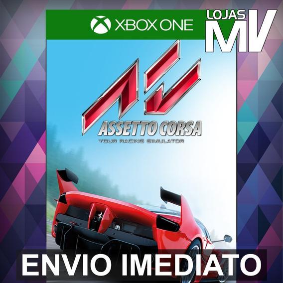 Assetto Corsa - Xbox One Código 25 Dígitos