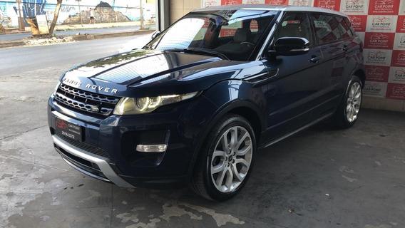 Land Rover Range Rover Evoque Dynamic 2.0 Aut 3p