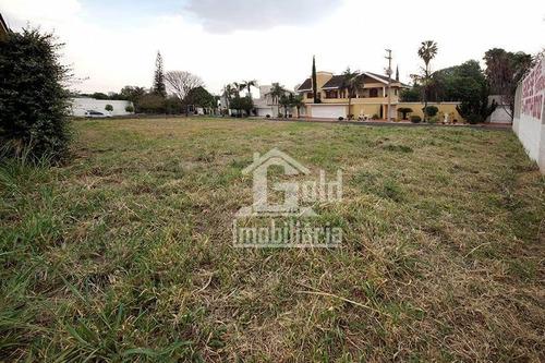 Terreno À Venda, 680 M² Por R$ 450.000,00 - Jardim Canadá - Ribeirão Preto/sp - Te0288