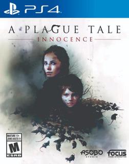A Plague Tale Innocence - Digital - Ps4 - Manvicio Store