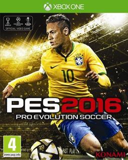 Juego Xbox One Pes 16 Pro Evolution Soccer 2016 / Makkax