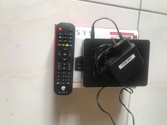 Antena Oi + Receptor Elsys Oi Tv Hd +cabo.