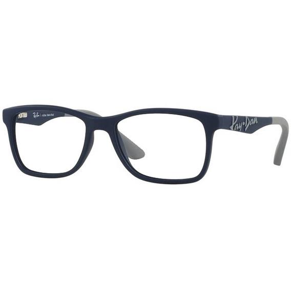 Ray-ban Junior Ry1556l 3689 49 - Azul Escuro/cinza