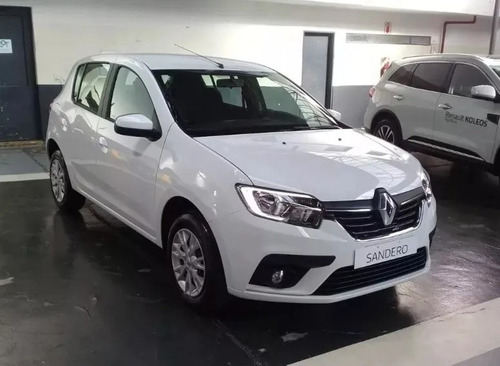Renault Sandero Zen 1.6 Contado Financiacion Permuta (ga)