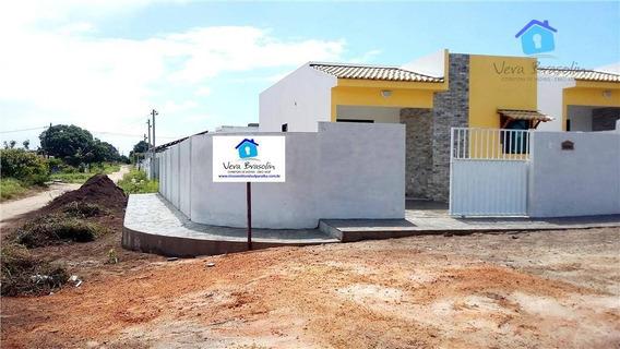 Oportunidade! Lindas Casas Em Praia Do Amor À Partir De R$ 135.000,00! - Ca0273