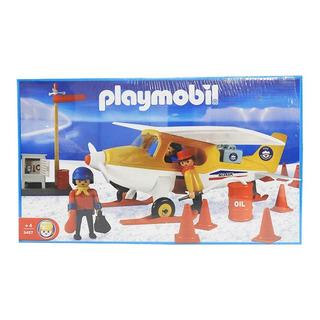 Playmobil Avioneta Polar 3457 Full