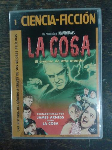 Imagen 1 de 4 de La Cosa (1951) * Dvd * Ciencia Ficcion *