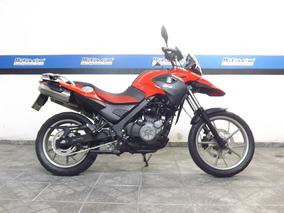 Bmw G 650 Gs 2012 Vermelha - Motos.com