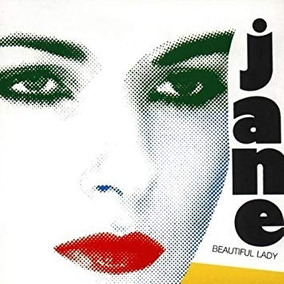 Cd Jane-beutiful Lady *prog Rock 70