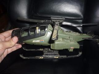 G.i Joe Helicóptero Razor Blade Vintage Hasbro